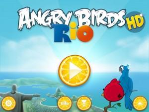 Angry Birds Rio Symbian