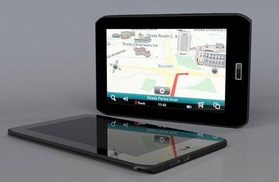 Evolio 7 inch - GPS
